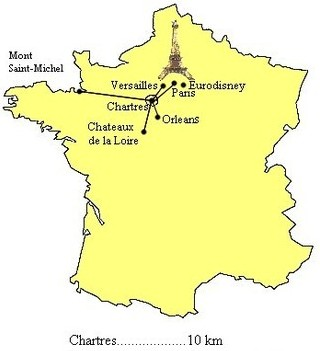 Chartres and its region - Chartres Cathedral